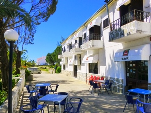Restaurante Residencial O Z� Galante