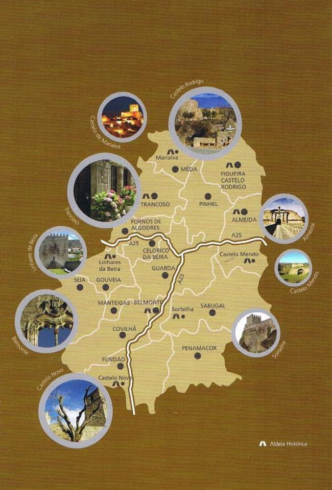 Roteiro Aldeias historicas
